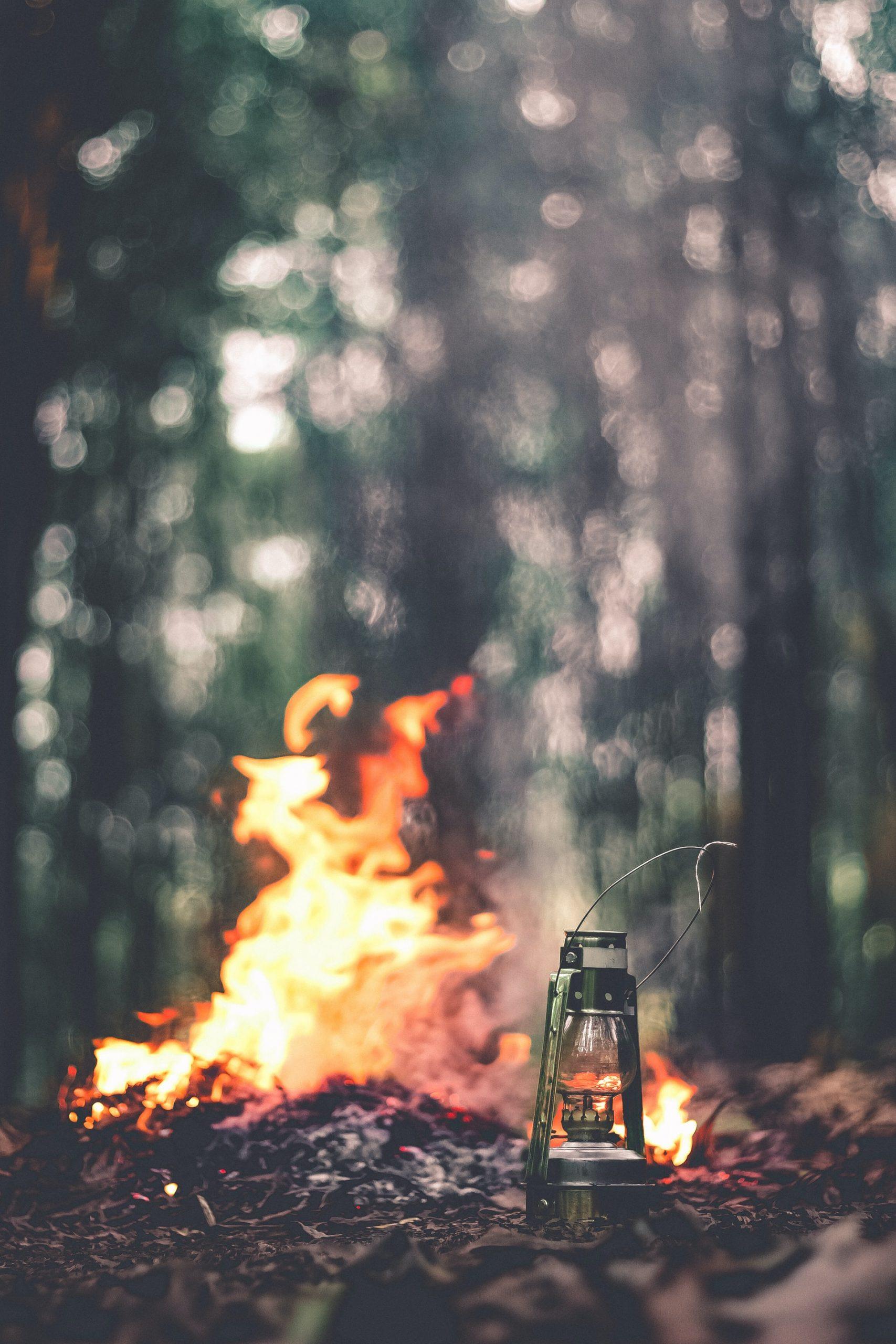 campfire-lamp