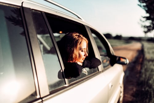 What should you check before you go on a car journey ?
